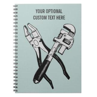 TOOLS custom notebook