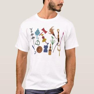 Tools of the Orixás T-Shirt