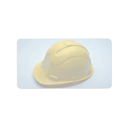 Tools of Trade- Hard hat