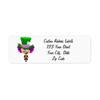 Toon Mad Hatter - Alice's Adventures in Wonderland