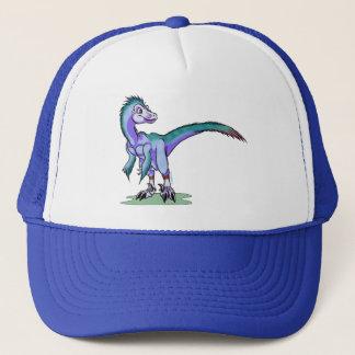 Toon raptor hat- ICE version Trucker Hat