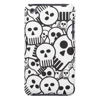 toon skulls barely there iPod covers