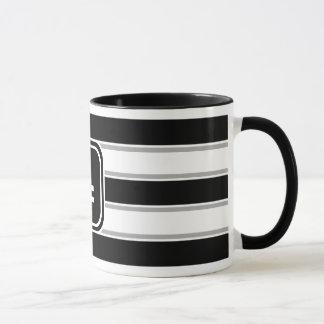 ToonForum Striped Mug (Ringer)