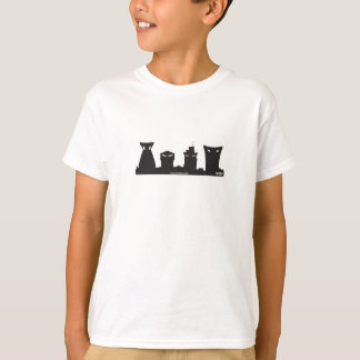 Toontown Buildings Disney T-Shirt
