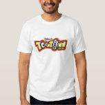 ToonTown Online logo Disney T Shirts