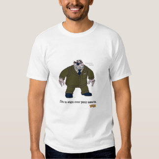 Toontown's Cog Grinning Disney Tshirt