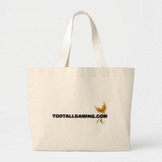 Tootallgaming.com Canvas Bags