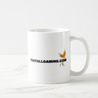 Tootallgaming.com Classic White Coffee Mug