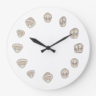 Tooth Clock (Large)
