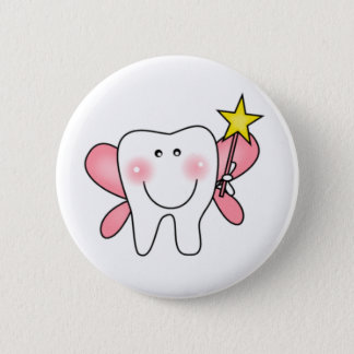 Tooth Fairy 2 Inch Round Button