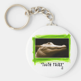Tooth Fairy Basic Round Button Keychain