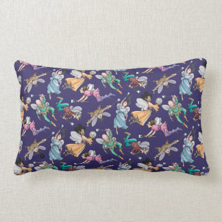 """Tooth Fairy Collection"" Lumbar Pillow 13"" x 21"""