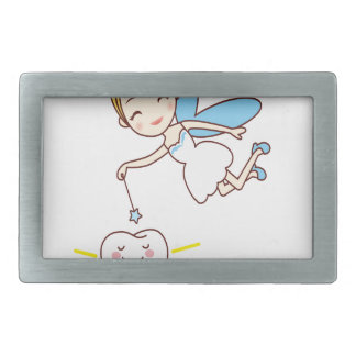 Tooth Fairy Day - Appreciation Day Belt Buckles