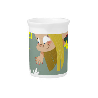 Tooth Fairy Day - Appreciation Day Beverage Pitcher