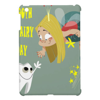 Tooth Fairy Day - Appreciation Day Case For The iPad Mini