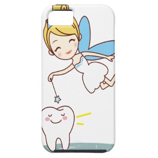 Tooth Fairy Day - Appreciation Day iPhone 5 Cases