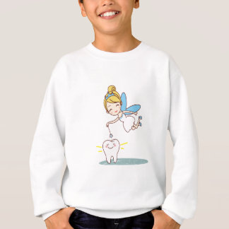 Tooth Fairy Day - Appreciation Day Sweatshirt