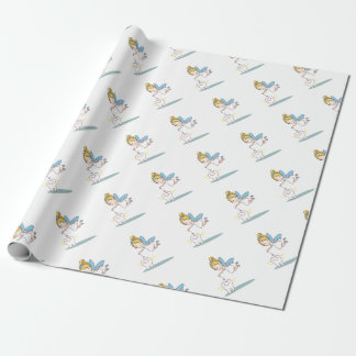 Tooth Fairy Day - Appreciation Day Wrapping Paper