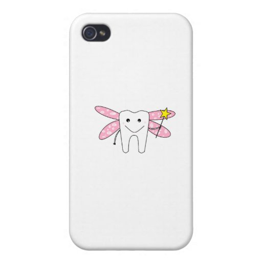 tooth fairy iPhone 4 case