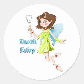 Tooth Fairy Keepsake Sticker