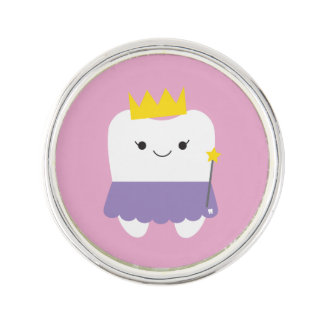 Tooth Fairy Lapel Pin