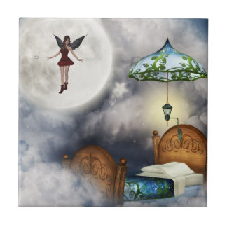 Tooth Fairy Tile or Trivet
