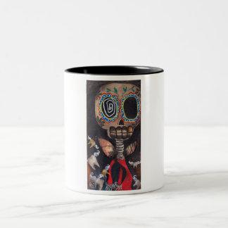 Tooth Fairy Two-Tone Coffee Mug
