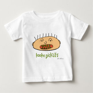 tooth pickles, infant classic tee