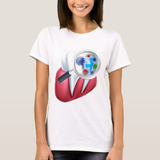 Tooth Protection Shield T-Shirt