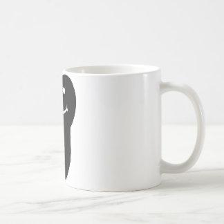 Tooth smile coffee mug