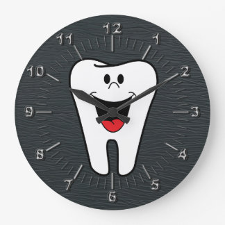 Tooth Wall Clock