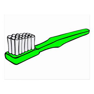 toothbrush-3113 postcard
