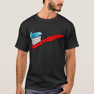 Toothbrush and Toothpaste T-Shirt