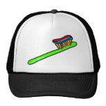Toothbrush Trucker Hat