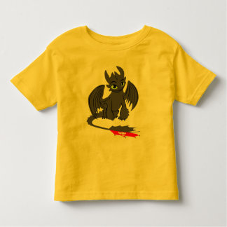 Toothless Illustration 02 Shirts