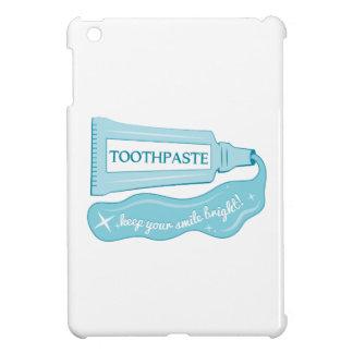 Toothpaste Keep Your Smile Bright iPad Mini Case