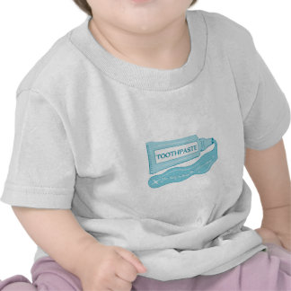 Toothpaste use daily to Keep Cavities Away Tshirt
