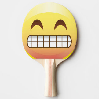 Toothy Grin Taunting Emoji Smile Face Paddle