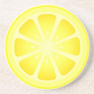 Tootie Fruity Lemon Coaster