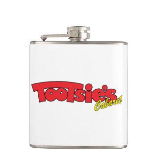 Tootsies Cabaret Stainless Steel Flask
