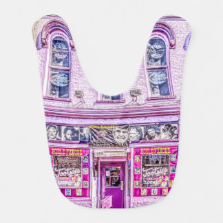 Tootsie's Orchid Lounge Baby Bib