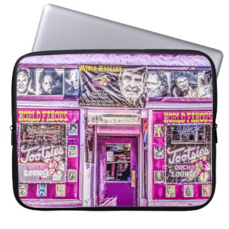 Tootsie's Orchid Lounge Laptop Sleeve