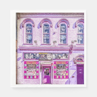 Tootsie's Orchid Lounge Napkins Paper Napkin