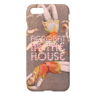 TOP Acrobat in the  House iPhone 8/7 Case