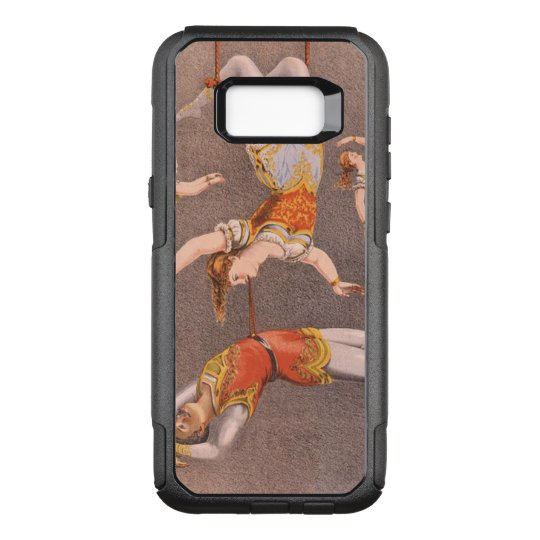 TOP Acrobat in the House OtterBox Commuter Samsung Galaxy S8+ Case