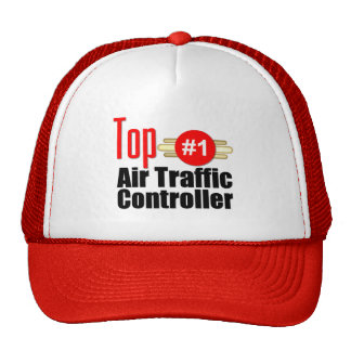Top Air Traffic Controller Hat