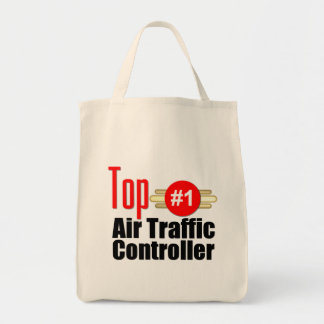 Top Air Traffic Controller Tote Bag