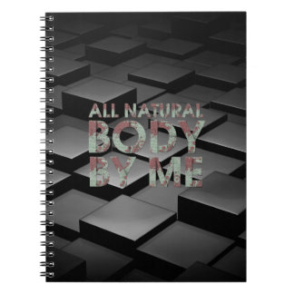 TOP All Natural Body Notebooks