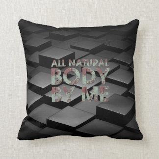 TOP All Natural Body Throw Pillow
