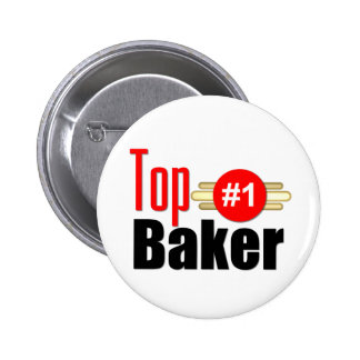Top Baker 2 Inch Round Button